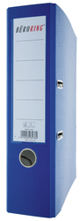 Ordner PP, A4, Rückenbreite 80mm, blau