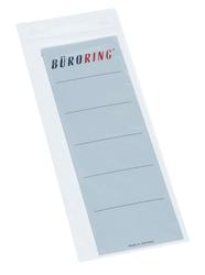 Ordner Rückenschild, selbstklebend, breit, weiß, 190x58mmVE = 1 Packung = 10 Stück