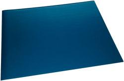 Büroring Schreibunterlage blau, 65 x 52cm