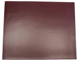 Büroring Schreibunterlage rot, 65 x 52cm