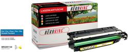 Toner Cartridge gelb für HP Color LaserJet CP 4025, 4525A,