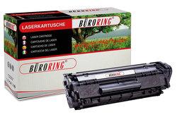 Toner Cartridge 12X schwarz für HP LaserJet 1010, 1010w, 1012, 1015,