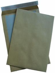 Versandtasche, B4, Papprückwand, Haftklebung, Natron, 110gVE = 1 Karton = 125 Stück