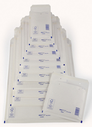 Luftpolstertasche 12/B Innenmaß: 120X215mm wsVE = 1 Karton = 200 Stück