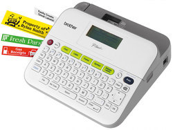 Beschriftungsgerät P-touch PT-D400VP für PC, TZ-Schriftbänder 3,5-18 mm,