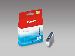 Tintepatrone CLI-8C cyan für IP 4200,IP 5200,IP 6600,IP3500