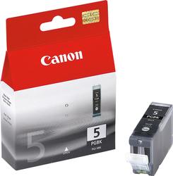 Tintenpatrone PGI-5BK schwarz für PIXMA iP3300, iP3500, iP4200, iP4300