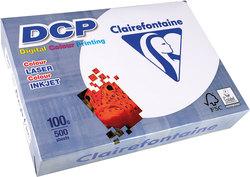 DCP Papier für Farblaserdrucker,- Kopier A4 ws 100g, 500 BlattVE = 1 Packung = 500 Blatt