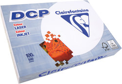 DCP Papier für Farblaserdrucker,- Kopierer ws A3 100g, 500Bl.VE = 1 Packung = 500 Blatt