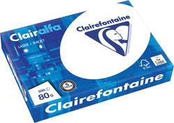 Clairlfa Kopierpapier A4 80g weiss Weiße 170 500 BlattVE = 1 Packung = 500 Blatt