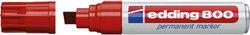 Marker 800 Keil 4-12mm rot nachfüllbar mit edding T 25