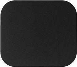 Standard Mauspad 22x18cm, schwarz 5mm dickes Material mitrutschfeste Unterseite