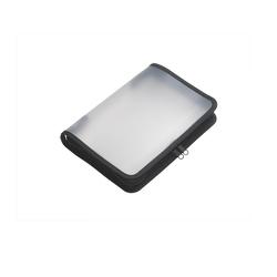 Dokumenten-Portfolio A5 schwarz 230 x 165 x 30 mm (HxBxT)