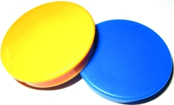 Haftmagnet 24mm sortiert 10 Stück Haftkraft 300gVE = 1 Packung = 10 Stück
