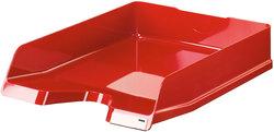 Briefablage VIVA A4/C4 rot Hochglänzende elegante Optik