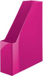 i-Line Stehsammler hochglänzend pink, A4