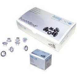Ösen aus Aluminium 100 Stück VE = 1 Packung = 100 Stück