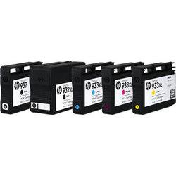 Kombipackung 932XL/933XL für Officejet 6100, 6600, 6700, 7110,1 VE = 1 Pakcung á 4 Stück