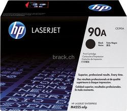 Toner Cartridge CE390A schwarz für LaserJet M4555 MFP