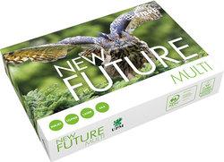 New Future Multi Kopierpapier A3 80g hochweiß 164 CIEVE = 1 Packung = 500 Blatt