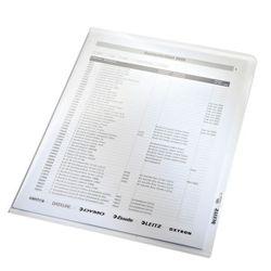 Extrastarke Sichthülle 160my Glasklar, PPPackung = 100 Stück