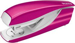 Heftgerät 5502 pink metallic Heftleistung: 30 Blatt, Metall
