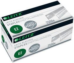 Heftklammern e2 verzinkt Stahl Heftleistung: 20BlattPackung à 2500 Klammern