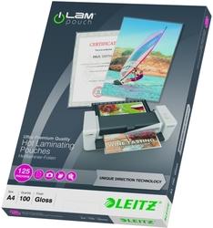 Laminier Folientaschen A4 UDT 125 mic glasklarPackung = 100 Stück