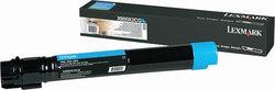 Tonerkassette cyan für X950DE, 950dhe, 952DE, 952DTE,