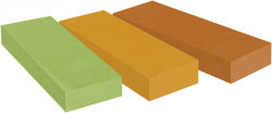 Page Marker Post-it 25x76mm 3 BlocksVE = 1 Packung = 3 Blocks
