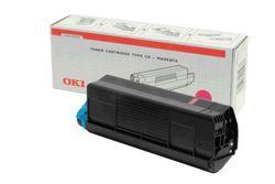 Toner magenta Type C6 high capacity für C 5100n,C 5200,C 5300n,dn,C 5400
