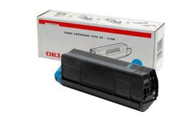 Toner cyan Type C6 high capacity für C 5100n,C 5200,C 5300n,dn,C 5400