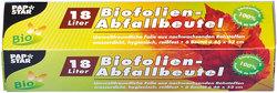 Kompostbeutel, Bio-Folie, 18l, 52x46cm, in FaltschachtelVE = 1 Packung = 6 Beutel