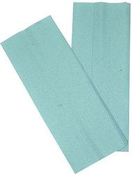 Papierhandtuch 25x33cm 1lag. grün C-Euro-Falz, 156 BlattVE = 1 Karton = 24 Pack a 156 Blatt