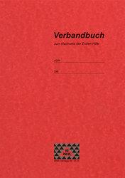 Verbandbuch A5 bei Betriebsunfällen