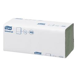 Falthandtuch Classic Basic 25x23cm Zickzackfalzung grün 1-lagig 200BlVE = 1 Karton = 20 Packung je 200 Bl.