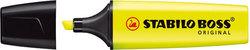 Textmarker Stabilo Boss Original 2-5mm gelb nachfüllbar