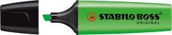 Textmarker Stabilo Boss Original 2-5mm grün nachfüllbar