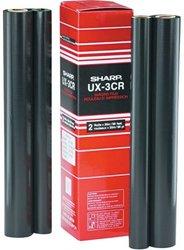 Druckfolie UX-3-CR für Geräte FO-730,-785,-880,NX-530,-670,2 Rollen a 95 Seiten