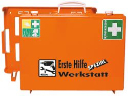 Erste-Hilfe-Koffer Beruf Spezial MT-CD Werkstatt DIN 13157