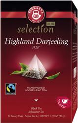 Tee Highland Darjeeling VE = 20 Beutel x 2 g