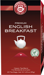 Tee Premium English Breakfast VE = 20 Beutel x 1,75g