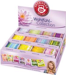Wohlfühl Collection Box, 11 Sorten harmonische KräuterteemischungVE = 1 Box = 180 Teebeutel