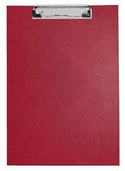 Schreibplatte A4 PP rot