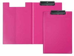 Clipboard A4 VELOCOLOR pink