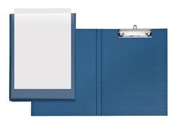 Velodur-Clipboard A4 blau