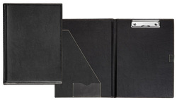 Clipboard A4 Exquisit schwarz