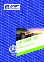 Fahrtenbuch Pkw RC A5 32 Blatt