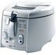 DeLonghi F 28533 Fritteuse weiß