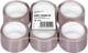 Verpackungsklebeband PP, braun, 50mmx66m, Lösungsmittelfrei, UV- und 1 Packung = 6 Rollen